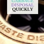 A smelly garbage disposal is the worst; but what do you do when it starts to smell and clog? Find out what steps you need to take to properly clean out a garbage disposal to keep it running and smelling fresh.