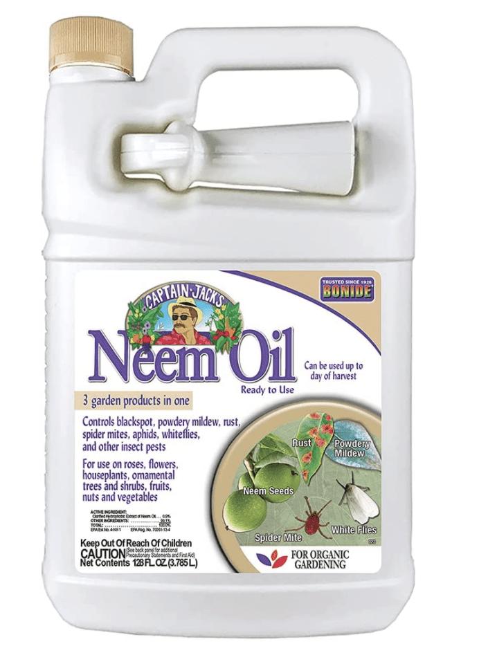 Captain Jacks Neem Oil Bloomingful Peach