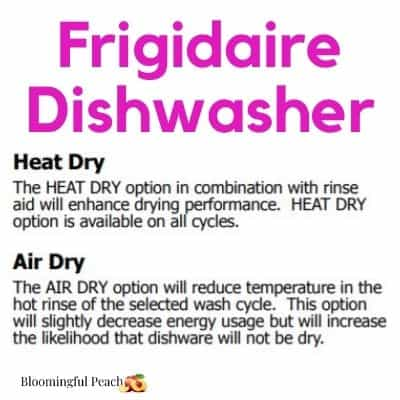 Why isn't my Frigidaire Dishwasher drying? How can I make my dishwasher dry better? How do I know if my heating element is bad in my dishwasher? How do you fix a dishwasher that is not drying? Is a dishwasher supposed to completly dry dishes? Should my dishes be dry after dishwasher? Why are my dishes still dirty after dishwasher? This is the real reason why your dishwashers not drying dishes. Have you ever wondered why water puddles on the bottoms of bowls, and cups once the entire dishwasher cycle is completed? Read on to learn the mysterious reasons why your dishwashers not drying dishes.