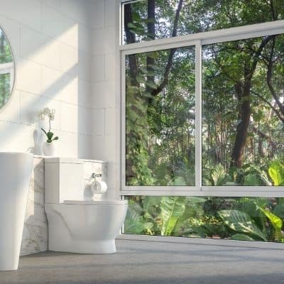 How to keep a toilet clean without scrubbing