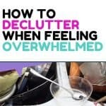 How often should you declutter your house