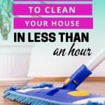 HOW TO BALANCE WORK AND HOUSEWORK.