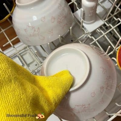 Should my dishes be dry after dishwasher? why are my dishes still dirty after dishwasher. this is the real reason why your dishwashers not drying dishes. Have you ever wondered why water puddles on the bottoms of bowls, and cups once the entire dishwasher cycle is completed? Read on to learn the mysterious reasons why your dishwashers not drying dishes.