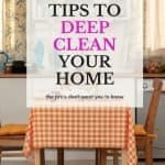 Cleaning pros don't want you to know about these 5 overlooked house cleaning secrets. Learn how to deep clean your house effectively with these cleaning secrets