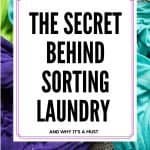 As simple as the concept of laundry is, one of the most overlooked parts of the laundering process is the reluctance to sorting. Find out how to sort laundry...