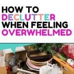 Things you should avoid when you're deculttering