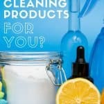 Thinking of making your own natural cleaners, or are considering tossing away the commercial bought cleaners? Making homemade natural cleaners is an ideal way to ensure you know exactly what products are in your homemade cleaners