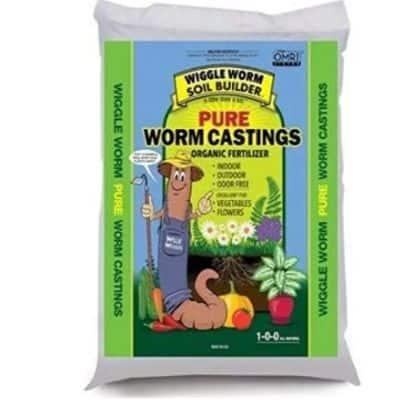 Wiggle Worm Worm Castings Organic Fertilizer Bloomingful Peach