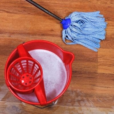 Do you often wonder why your floor is still dirty after you mop a floor? The easiest way to mop a floor correctly is by ensuring you have the correct supplies