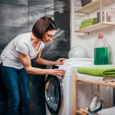 how to clean a washer and dryer