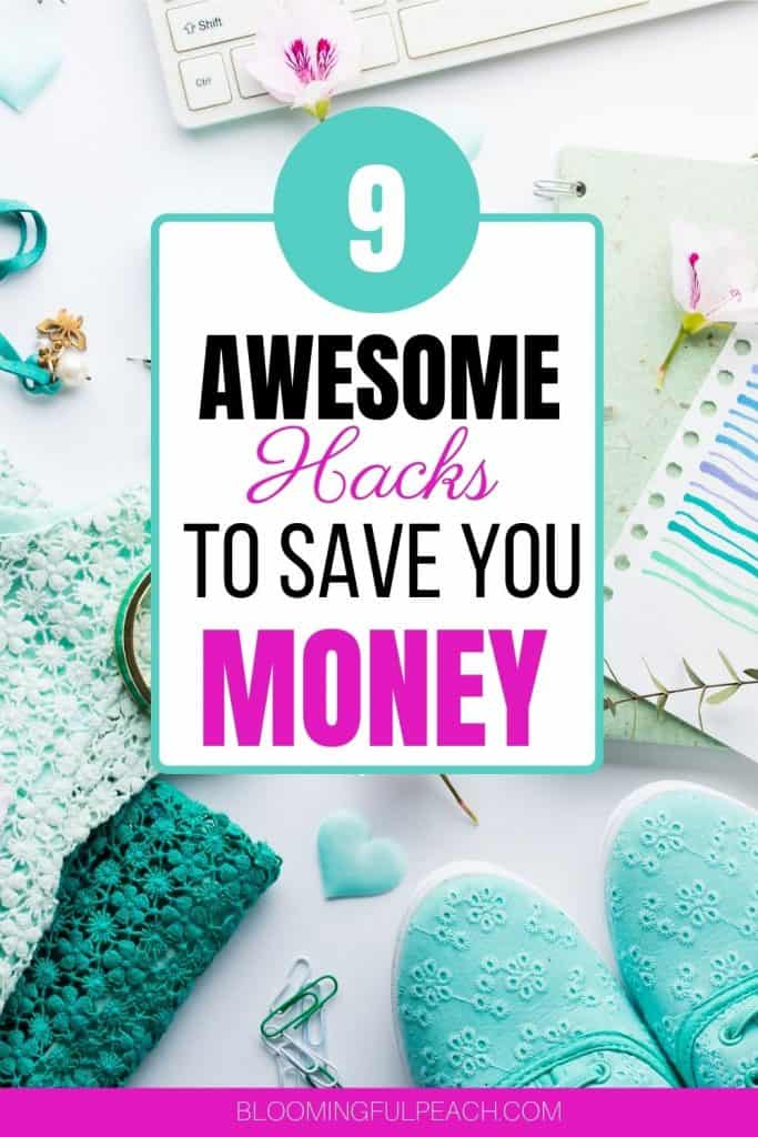 Everyone loves a brilliant life hack. These 9 everyday life hacks will make your life easier, and save you time and money