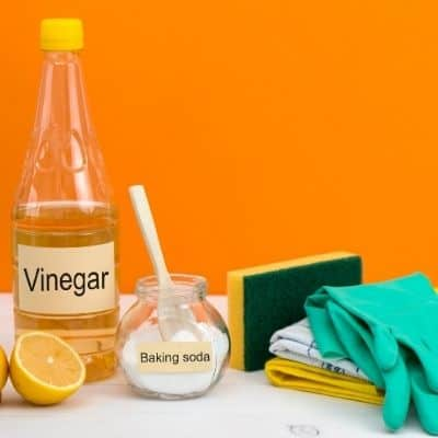 what can you not clean with vinegar