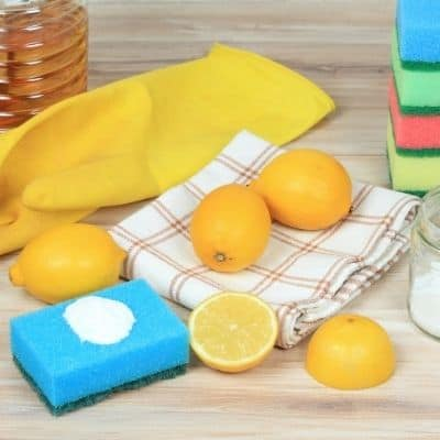 what is the best natural disinfectant