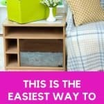 How to stop clutter in its tracks once and for all. Overwhelmed by clutter? These 8 simple decluttering tips will show you how to stop clutter once and for all.
